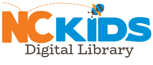 NC Digital Library for Kids logo