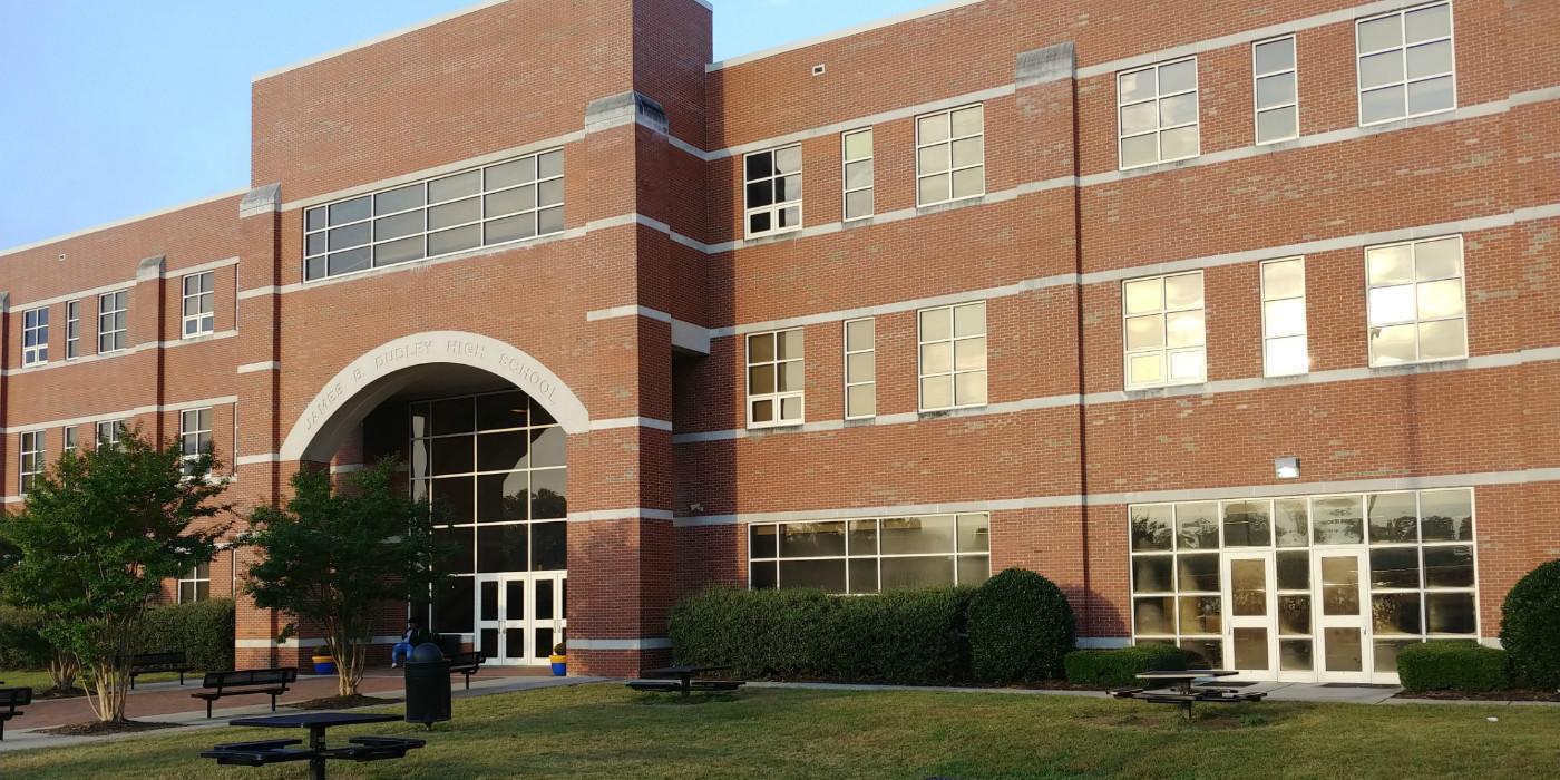 Dudley High School / Homepage