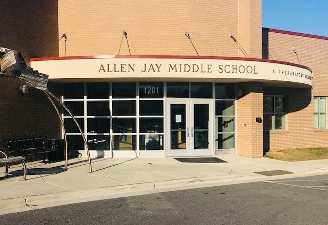 Allen Jay Preparatory Academy / Homepage