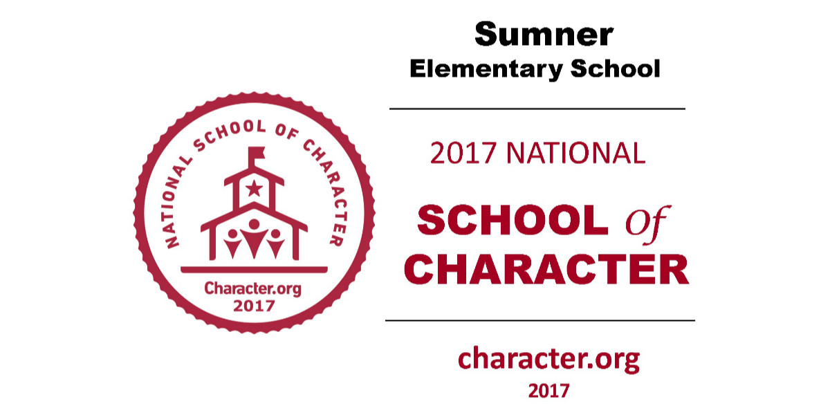 Sumner elementary school homepage national character award 2017 fandeluxe Image collections