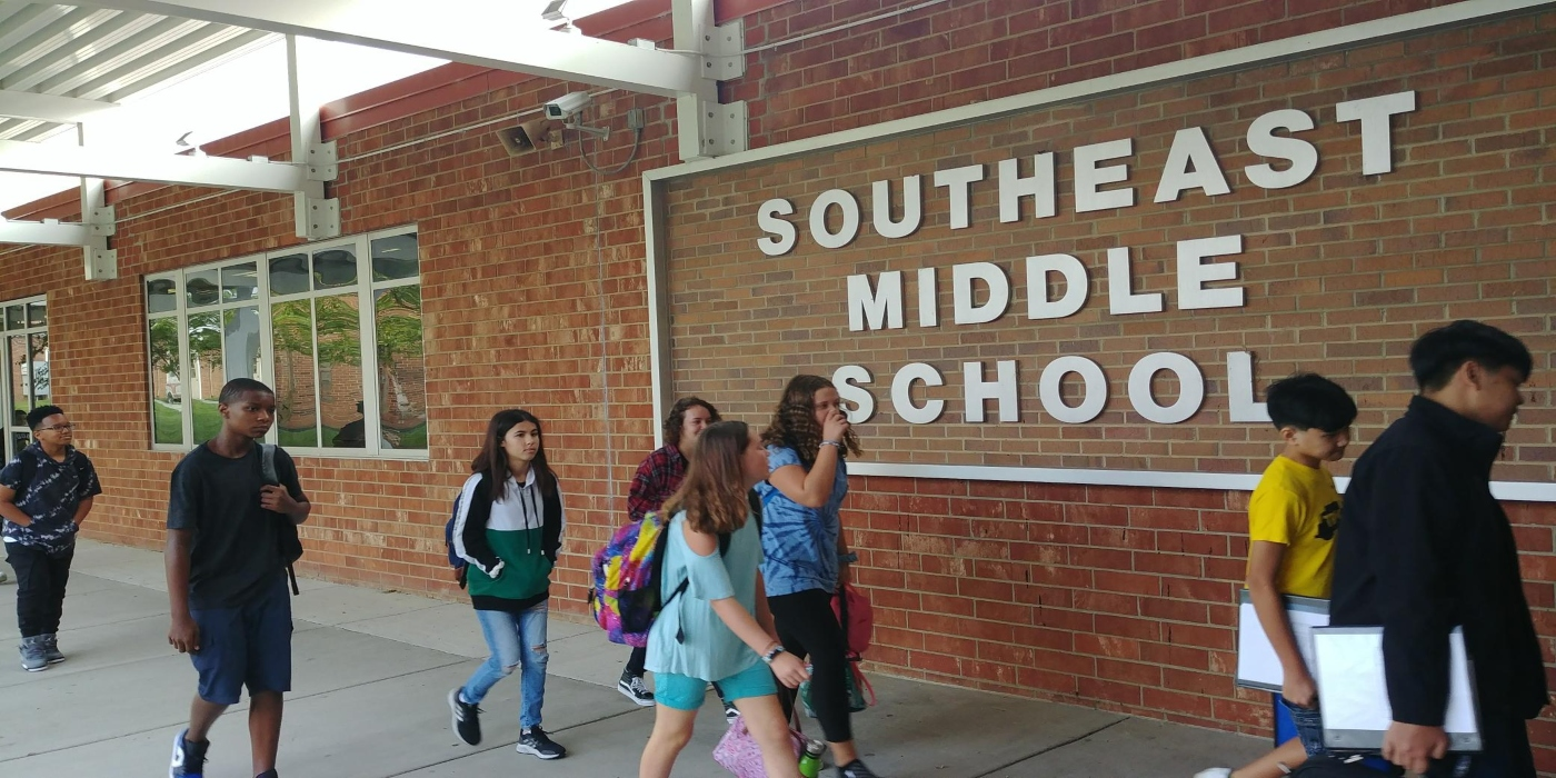 Southeast Guilford Middle School / Homepage
