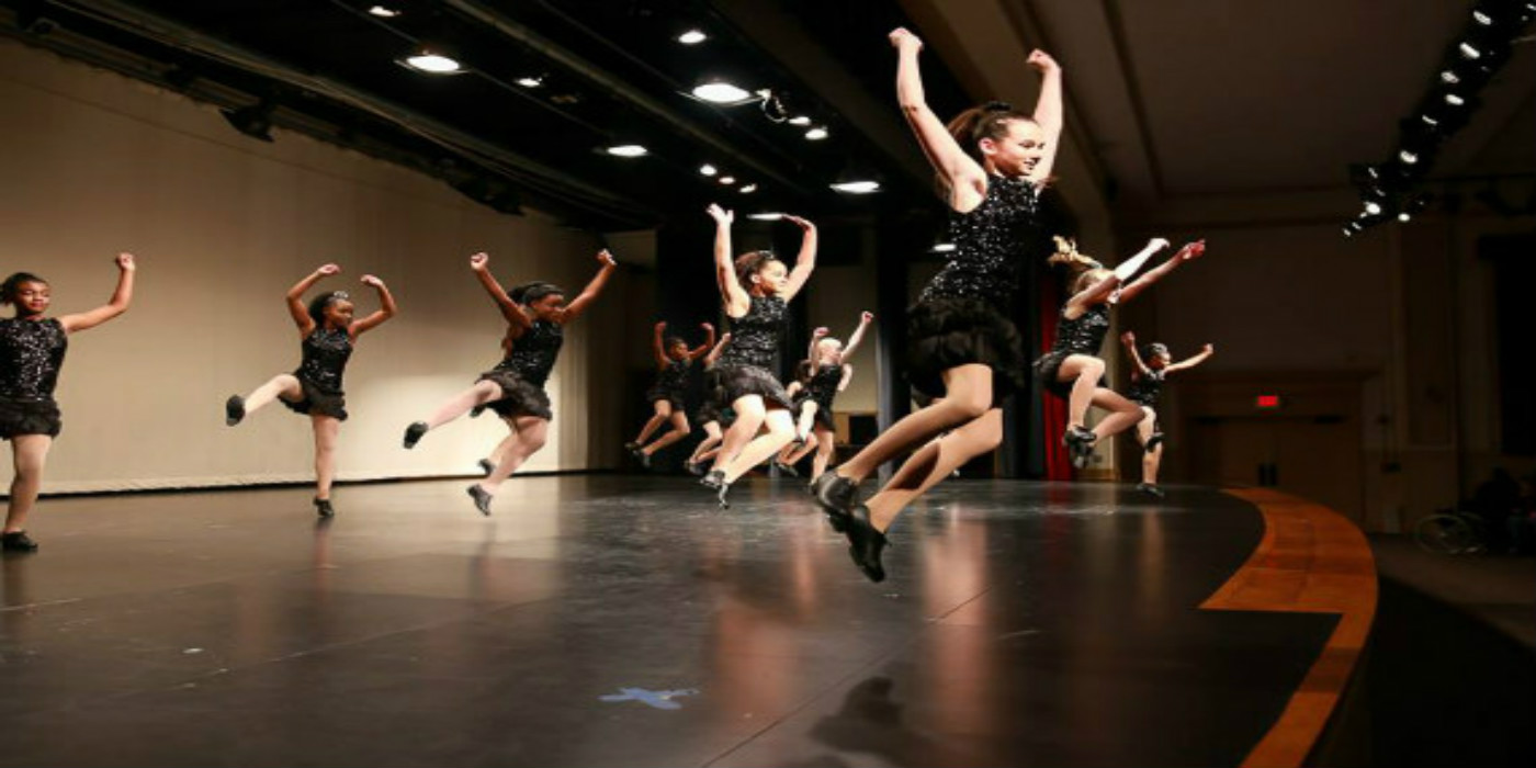 Penn griffin school for the arts homepage dance majors 8th grade tap performers fandeluxe Gallery