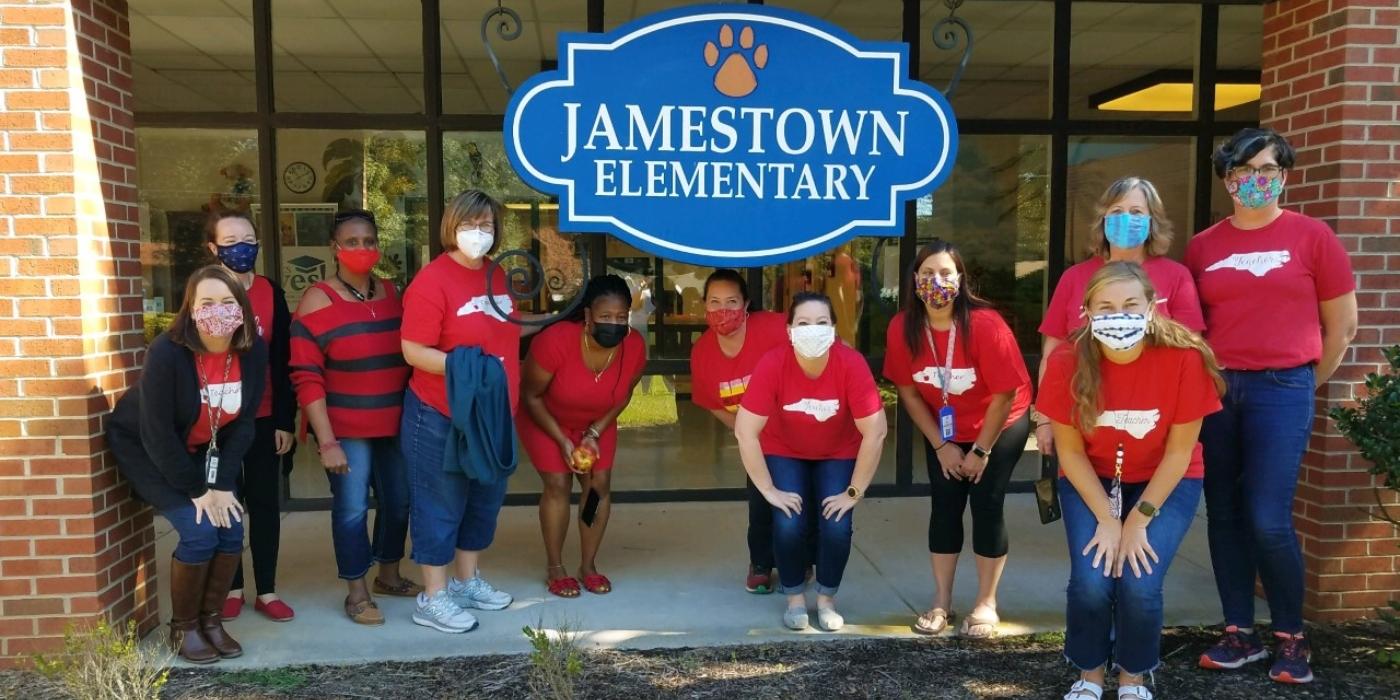 Jamestown Elementary School / Homepage