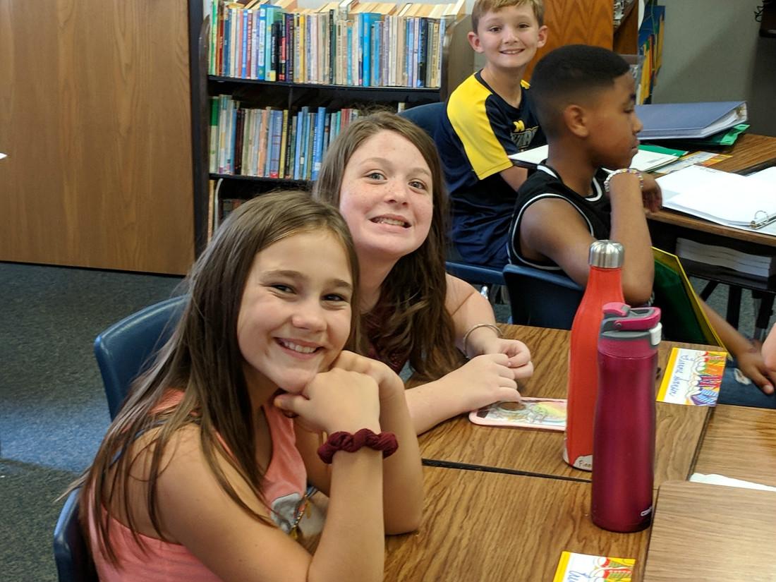 Claxton Elementary School / Homepage