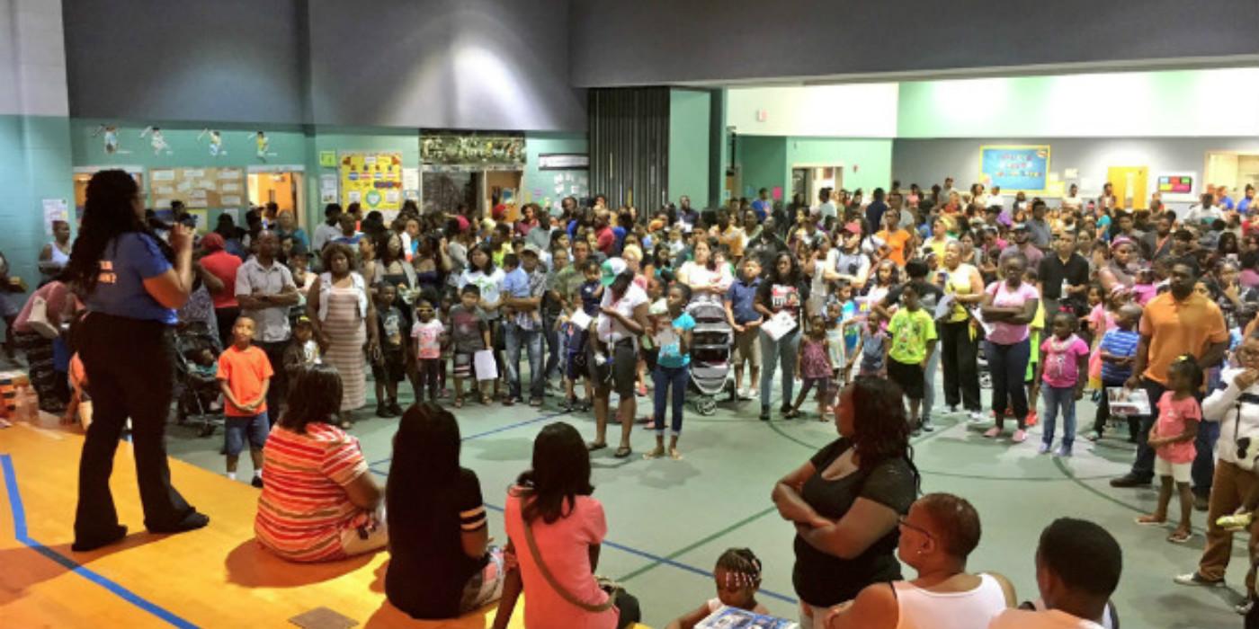 Falkener Elementary School / Homepage