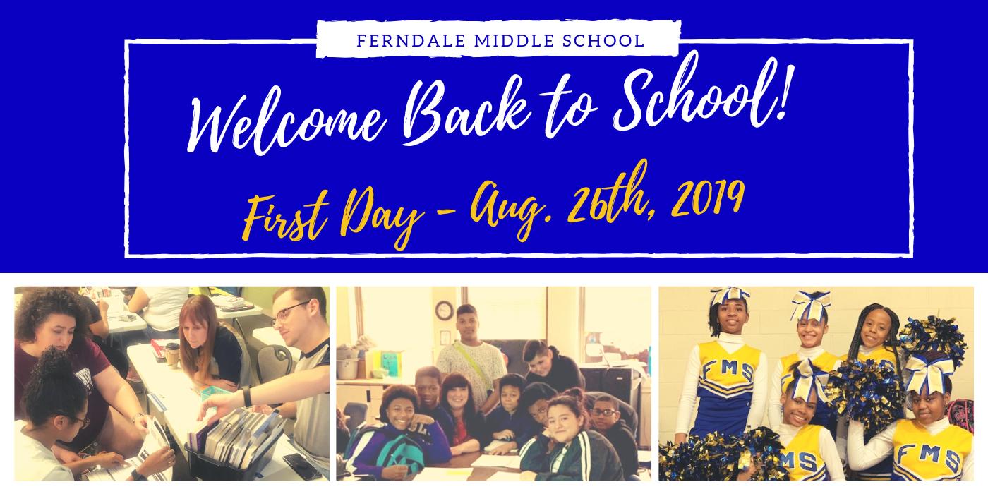 Ferndale Middle School / Homepage
