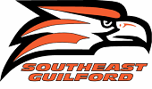 Southeast Guilford High School header logo